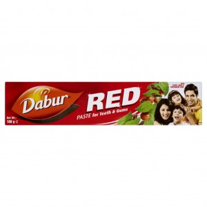 PASTA DO ZĘBÓW RED 200G - DABUR
